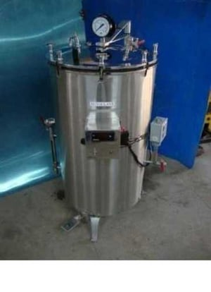 Fully SS Automatic Autoclave