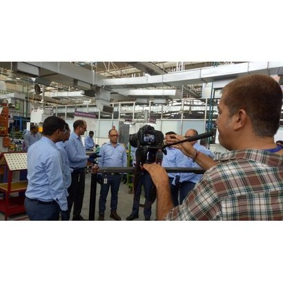 Industrial Video Shooting Service
