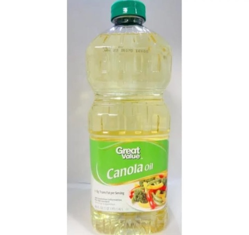 Natural Vegetable Cooking Oil