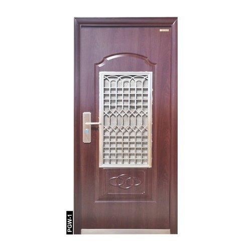 Stainless Steel Exterior Door