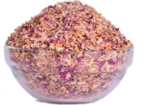 Chemical Free Dehydrated Red Onion Minced