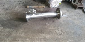 Highly Durable Inline Static Mixer