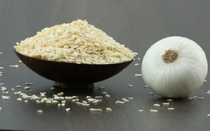 Dehydrated Export Quality White Onion Chopped