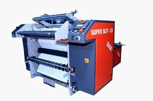Thermal Paper and ATM POS Slitter Rewinder Machine