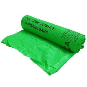 Fine Finished Compostable Garbage Bags