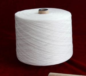 White Color Ring Yarn