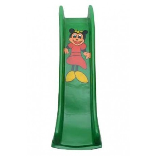 Frp Playground Slide (Green Colour)