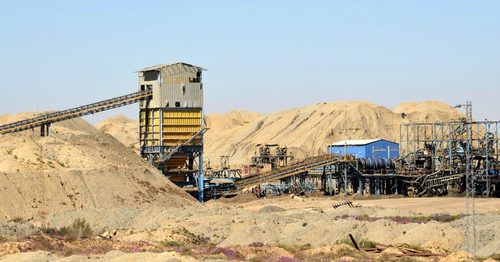 Natural Quality Rock Phosphate