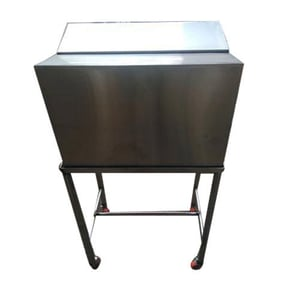 Stainless Steel Donation Box