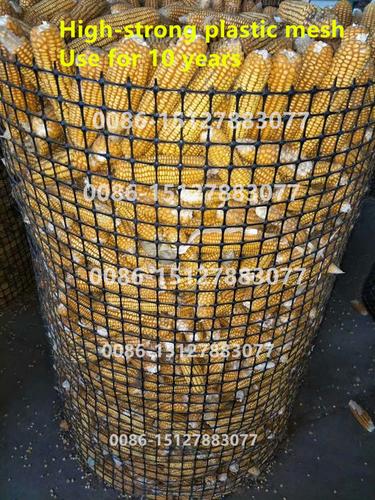 High Tensile Strength Plastic Mesh