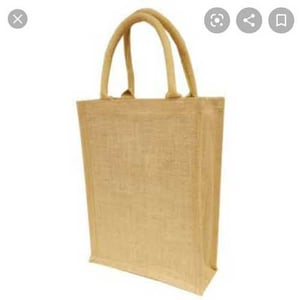 Jute Bag for Grocery