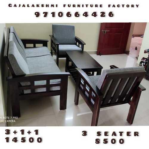 Handmade Indian Teakwood Sofa Set At, Carpenter Teak Wood Sofa Set Designs Pictures