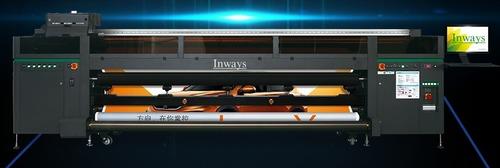 Inways Digital 3.2m UV Roll to Roll Printer for Fabric Printing