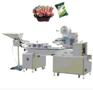 Automatic Candy Packing Machines