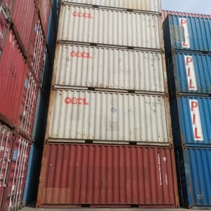 High Strength 20ft and 40ft Containers