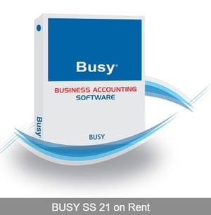 BUSY SS 21 Online Billing Software