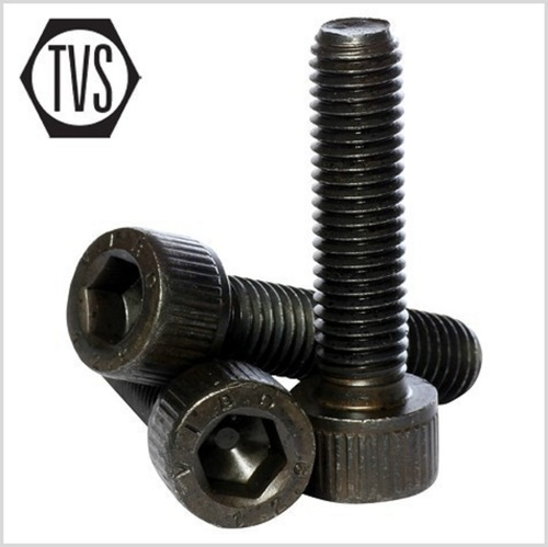 Black Metal Allen Cap Bolts