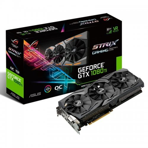 ASUS ROG Poseidon GTX 1080 TI 11GB Platinum Graphics Card