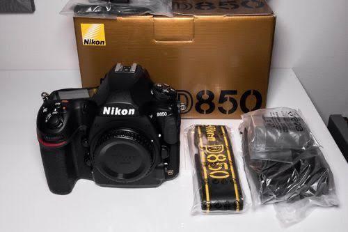 Brand New D850 DSLR Camera (Nikon)