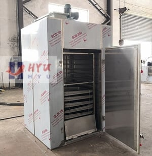 Industrial Fruits Tray Dryer