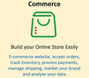 E commerce Software Design Service For Building An Online Store