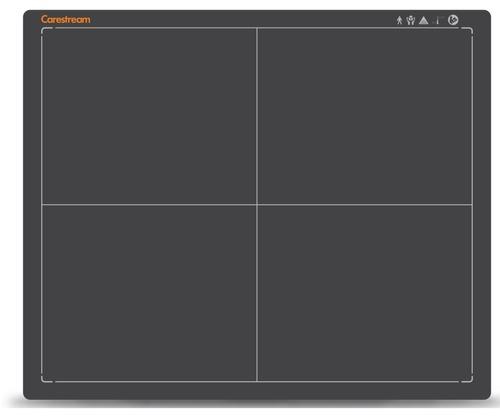 Carestream Focus 35c Detector With Image Suite V4 Software