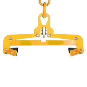 Compact Design Drum Lifter