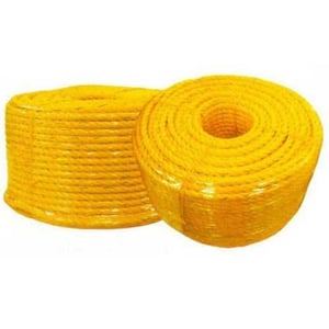 Plastic Colored PP Rope