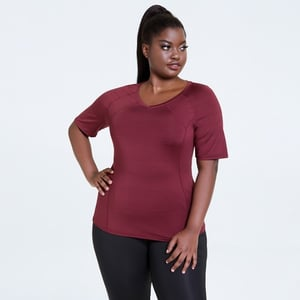 Quick Dry Women's T-Shirts For Running