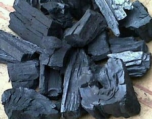 Wooden Activated Black Charcoal