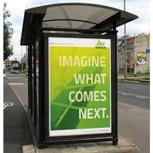 Bus Shelter Advertisement Service