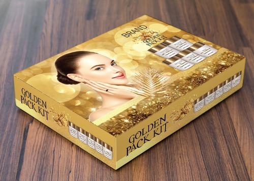 Golden Pack Facial Kit