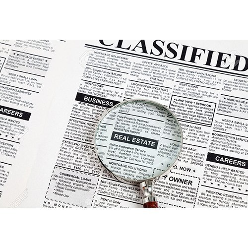 Newspaper Classified Advertisement Services