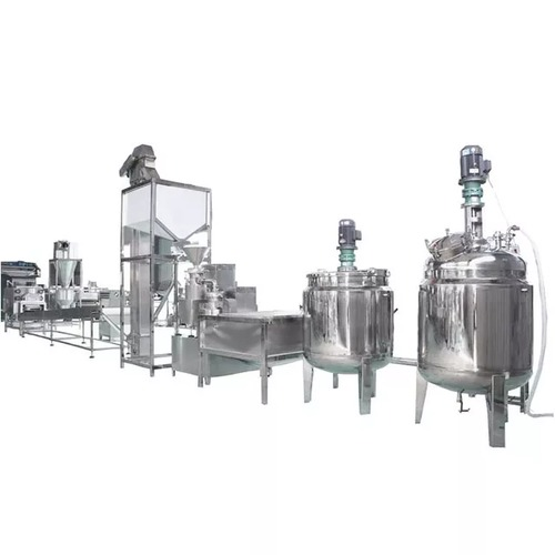 Cocoa Powder Production Line