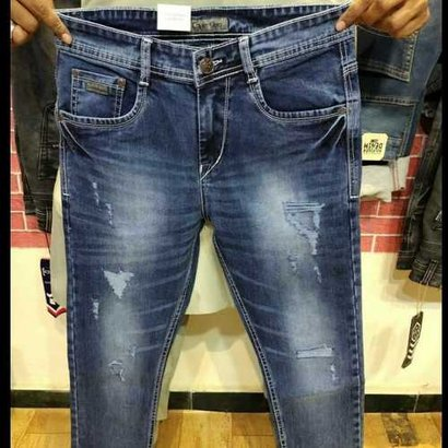 Premium Quality Branded Denim Jeans Age Group: >16 Years