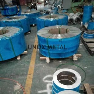 Round Shape Stainless Steel Coil