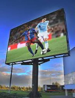 LED Screen Advertisement Services