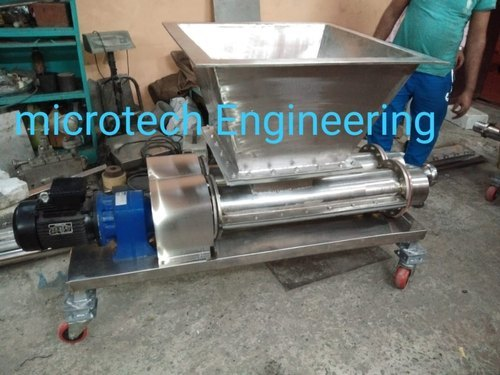 High Performance Dough Feeding System