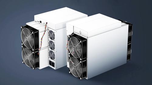 High Performance T19 Bitcoin Miner