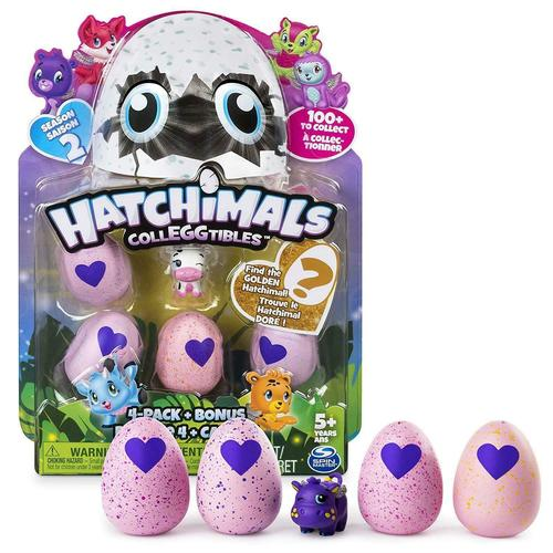 Hatchimals CollEGGtibles Season Four 4-pack