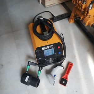 HDPE Electrofusion Welding Machine 20 to 630 mm