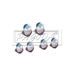 Light Weight SMD Aluminum Electrolytic Capacitor