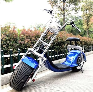 2000W Citycoco Scooter Electric