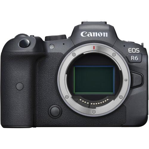 Brand New EOS R6 Mirrorless Digital Camera (Canon)