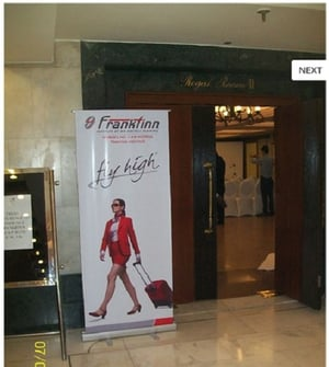 Standee Advertising Service