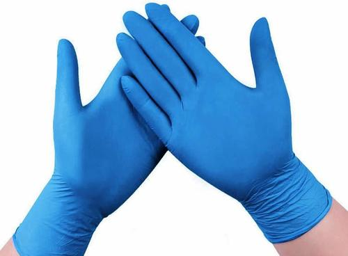 100 Pcs Nitrile Disposable Gloves