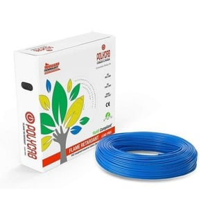 Polycab Blue PVC Insulated 1 Core Electrical Cable