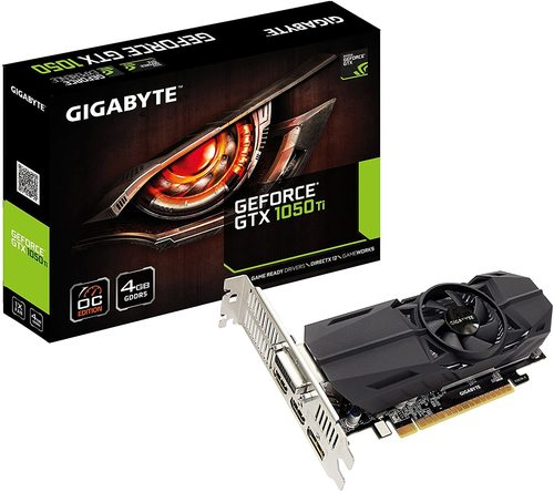 Gigabyte Geforce GTX 1050 Graphics Card