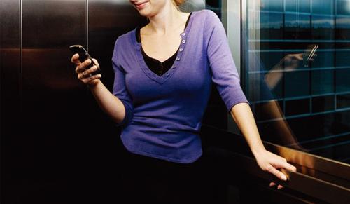 Professional Machine Roomless Passenger Elevator