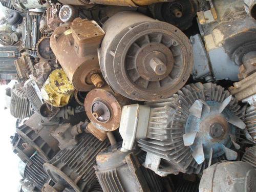Industrial Electric Motor Scrap